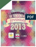Consulta de Tendencias Juveniles 2013