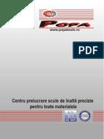 Catalog Popa Prezentare Generala