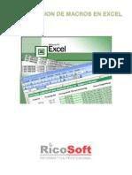 Programación de Macros en Excel 2010