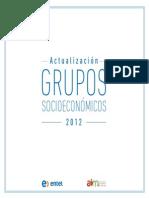 Informe Actualización GSE 2012
