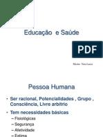 Aula I - Educação e Saúde.ppt