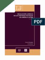 2008 Regulación Jurídica de los Partidos Politicos en América Latina