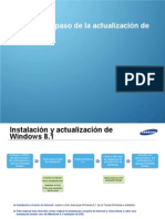 Instalacion de Windows 8.1