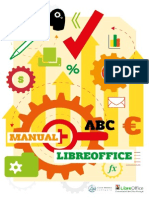 Libreoffice Manual Pt