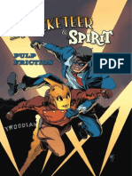 Rocketeer / The Spirit