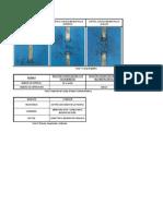 Tablas Informe Física Electrónica