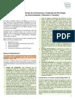 Estrategias Para El Manejo de La Resistencia a Fungicidas