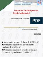 Cours Catia Master GI