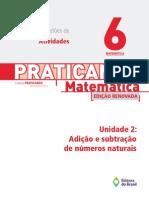 PMR6 Sug Atividades Adicao Subtracao Numeros Naturais