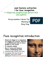 face recognition using pca
