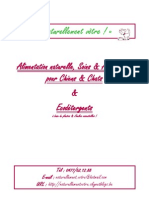 Catalogue Alimentation&Accessoires