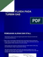 TURBIN GAS - Aliran Fluida Pada Turbin Gas