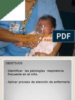 Cuidados de Enf en Enf Respiratorias