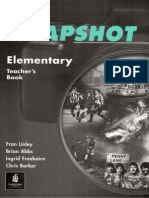 Snapshot Elementary Teacher's Book