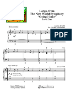 Dvorak LARGO- New World Symphony