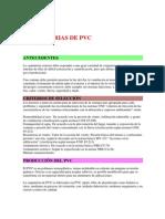 Ecobalance y Reciclado Pvc
