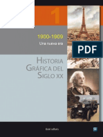 VARIOS - Historla Grafica Del Siglo 20 V1 1900-1909