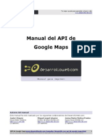 Manual API Google