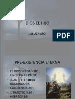Dios El Hijo Doctrina