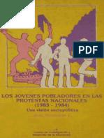 los jovenes pobladores en las protestas nacionales.pdf