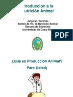 Itroduccion a La Nutricion Animal