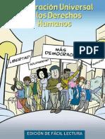 Declaración Universal de los Derechos Humanos (ilustrada)
