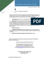 Spain 2012 Article IV Consultation