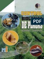 Control Biologico de Plagas en Maiz