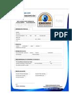 formulario  afiliacion crecepc