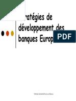 Strategies de Developpement Des Banques Francaises