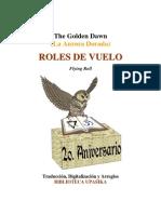 Golden Dawn Roles de Vuelo