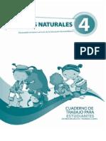 Cuaderno Naturales Cuarto Ano