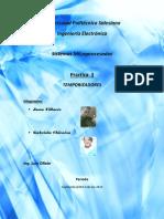 Informe III PIC Sistemas Microprocesados