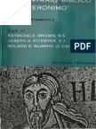 Brown, Raymond e - Comentario Biblico San Jeronimo 02