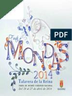 Programa Mondas 2014  Talavera de la Reina