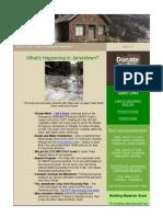 Newsletter 10, April 22