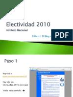 Electividad 2010