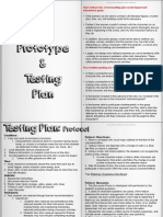 protoype  research plan ale