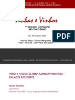 Vinhas e Vinhos-presentacion
