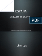 Relieve Espana