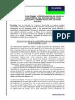 ART-InV.recomendaciones Al Regimen de Retenciones de Iva