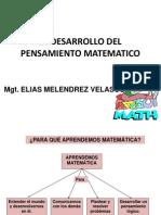 Niveles Del Pensamiento Matematico
