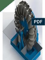 Pelton Isometrica