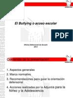 Presentación Bullying-final 13 Junio