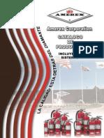 Catalogo Agentes Extintores - Amerex (1)