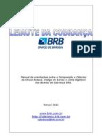 Leiaute Cobranca BRB 2012