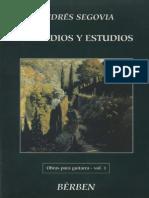 Segovia, Andres - Transcripciones (1)