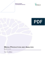 media production and analysis y11 syllabus general