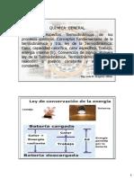 Quimica Clases Ciclo