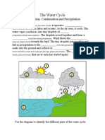 water cycle lesson 3 summative assessment